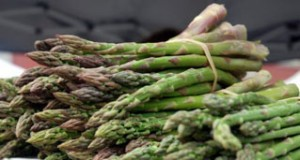 Asparagus and Minted New Potato Salad with Sun-Dried Tomatoes