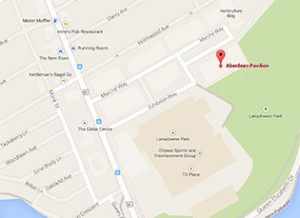 how to get to lansdowne park
