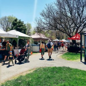 Westboro Market @ Byron Linear Park | Ottawa | Ontario | Canada