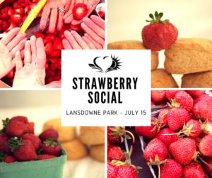 2018 Strawberry Social @ Lansdowne Park | Ottawa | Ontario | Canada