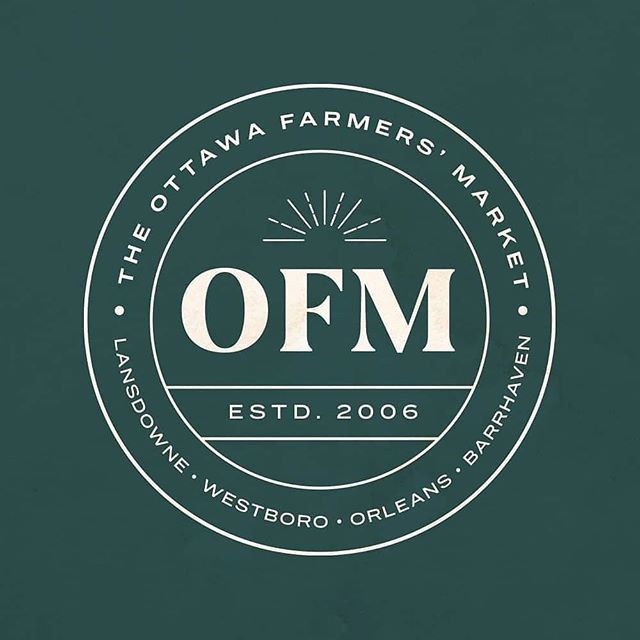 Fresh is best! Check out our new brand and website.  At the Ottawa Farmers' Mark