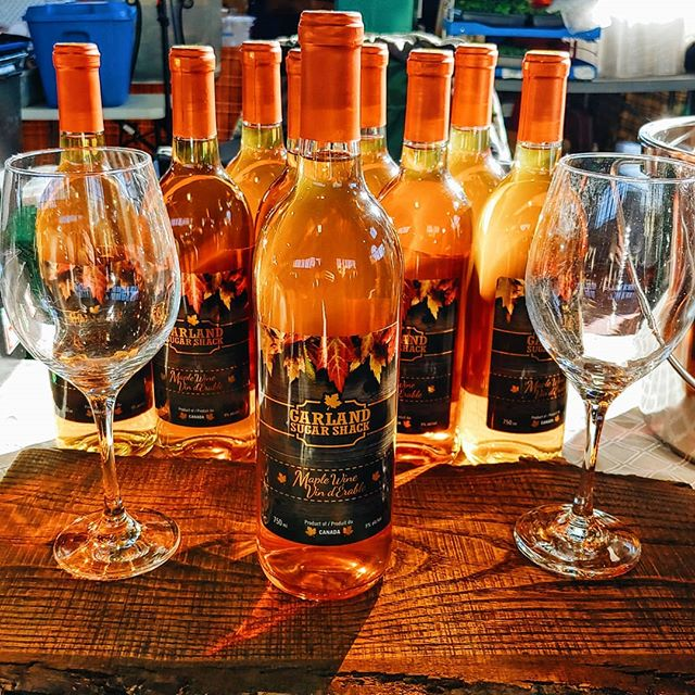 Hi #Ottawa! Have you tried Maple Wine from Garland Sugar Shack? It is excellent