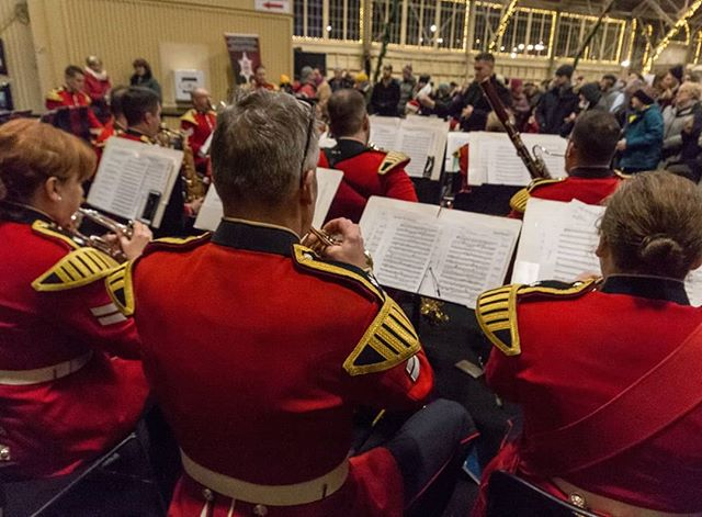 Hey #Ottawa! Announcing special musical guests the Governor General's Foot Guard