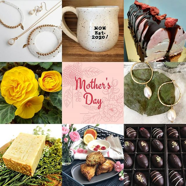 Hi #Ottawa!  Even though we won't be open for Mother's Day this year, you can st