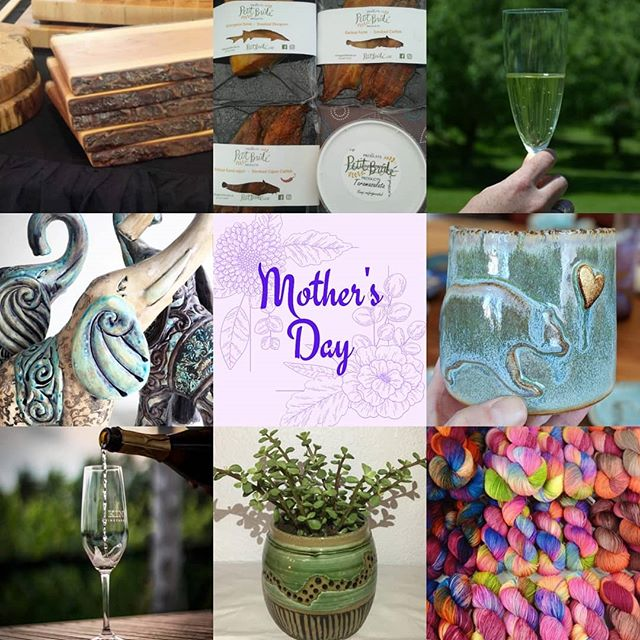 Hi #Ottawa!  Yesterday, we posted a few Mother's Day gift ideas from our vendors