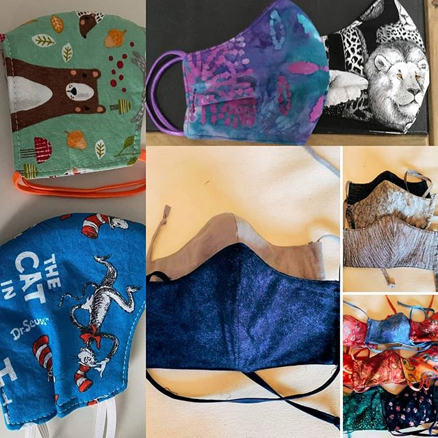 Hi #Ottawa! Happy to announce that vendor Tinkle Berries is now making masks!  A